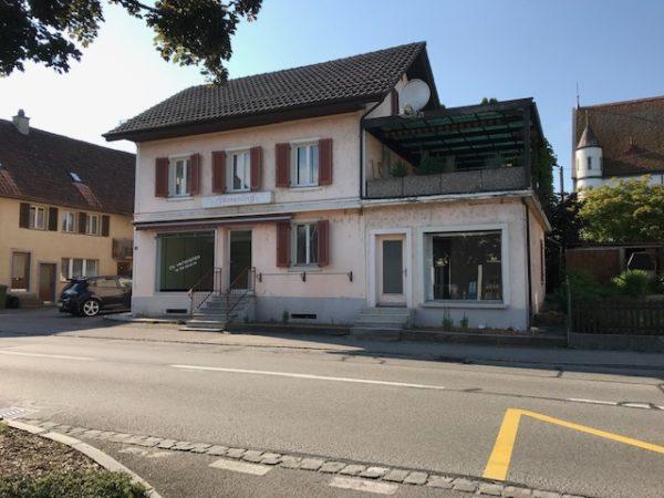 Brockinell Brockenhaus in Merenschwand, Aussenansicht